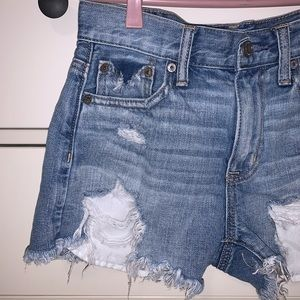 ✨2/$50✨ Ripped American Eagle Jean Shorts